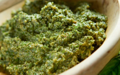 Basil Walnut Pesto Recipe